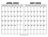 2 Mai 2020